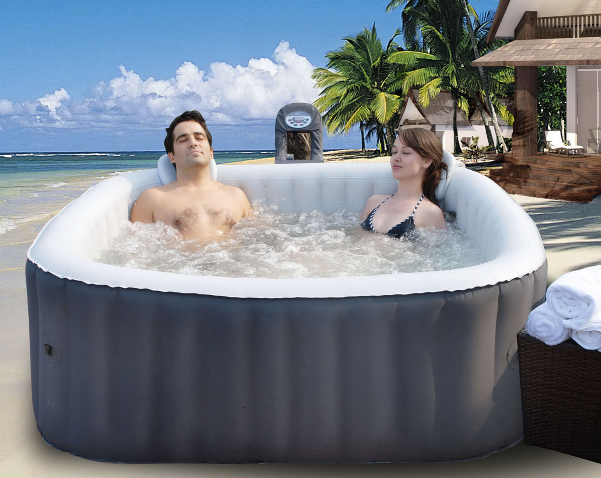 Spa Jacuzzi Gonflable Elegant With Spa Jacuzzi Gonflable Latest